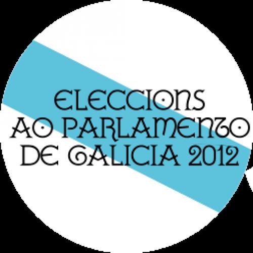 Eleccións ó parlamento de Galicia 2012